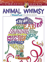 animal-whimsey-wordplay-coloring-book