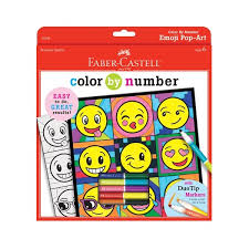 color-by-number-emoji