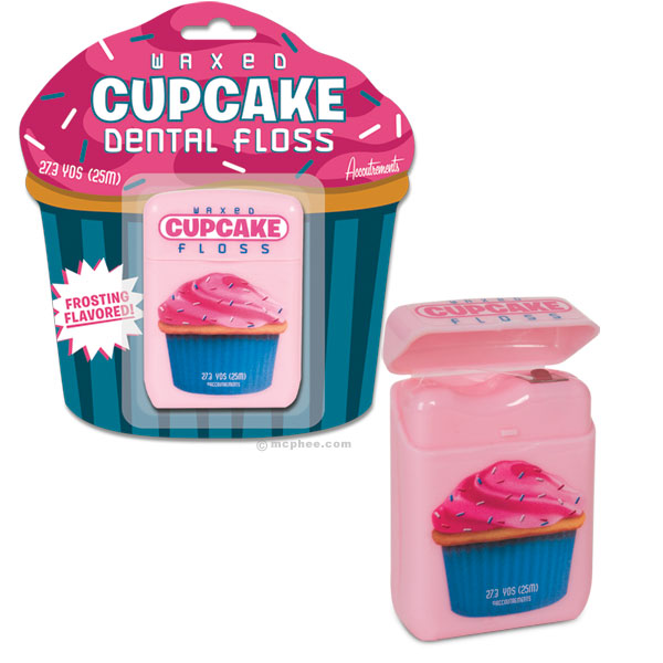 cupcake-flavored-dental-floss
