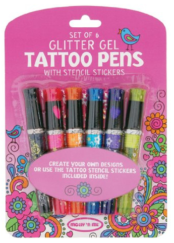 pens-glitter-gel-tattoo-pens