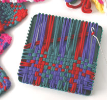 potholder arts and crafts kit