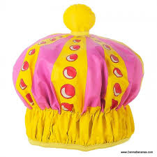 inflatable-shower-cap-crown