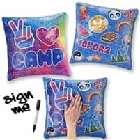 autograph-pillow-magic-sequin-camp